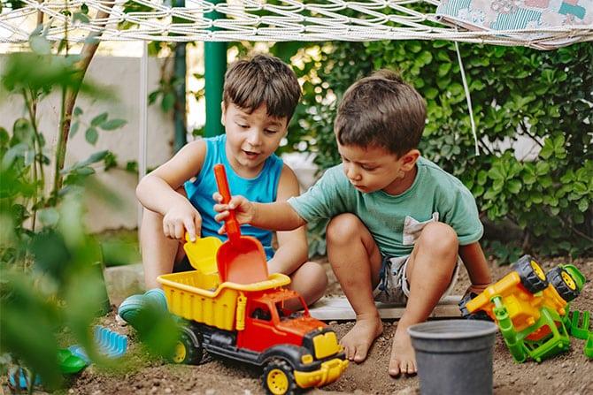 Dein Kunststoff Garten Spielzeug