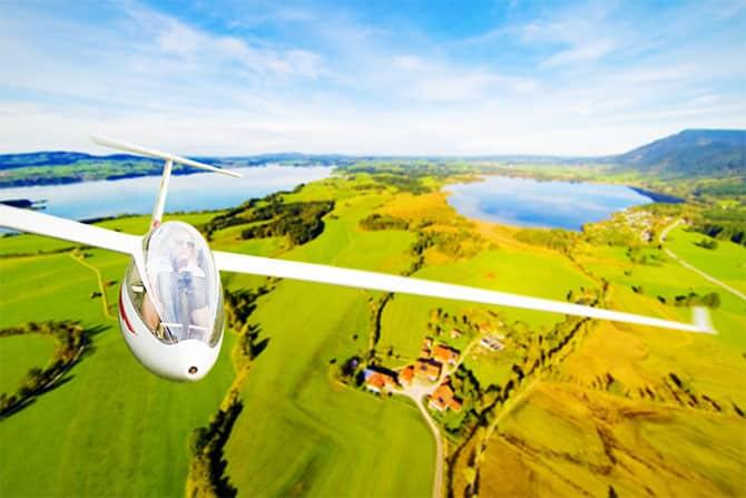 Beitrag Dein Kunststoff Leichtigkeit Segelflugzeug
