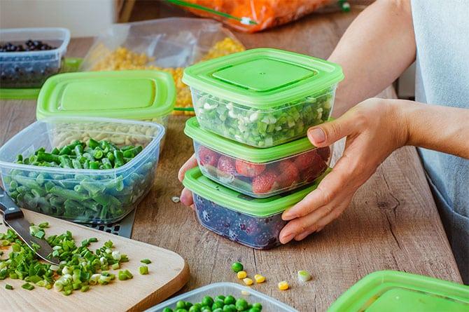 Dein Kunststoff Plastikdosen Aufbewahrung