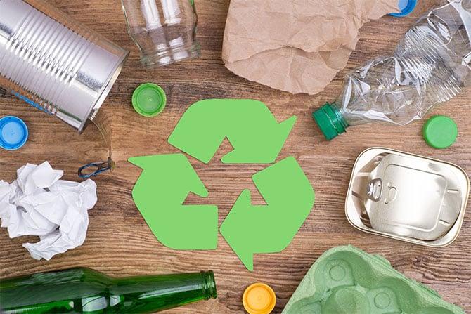 Dein Kunststoff Recycling Rohstoff