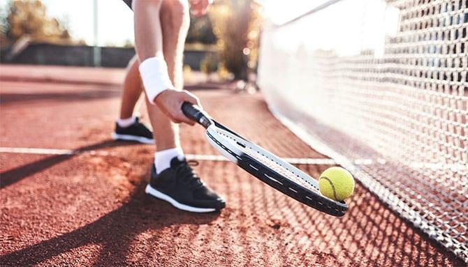 Beitrag Dein Kunststoff Sport Tennisschlaeger