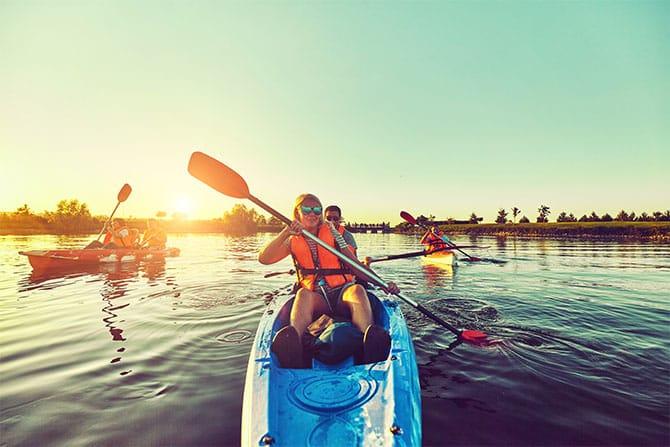 Beitrag Dein Kunststoff Wassersport Kayak