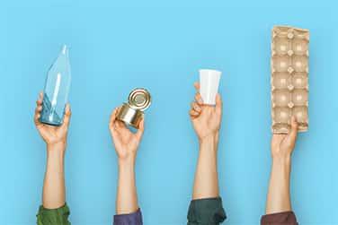 Dein Kunststoff Abfalltrennung Recycling