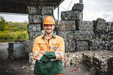 Dein Kunststoff Plastikabfall Rohstoff